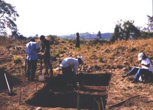 excavations 1