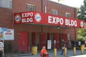 expo bldg